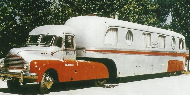 Caravane d'Alexis Gruss